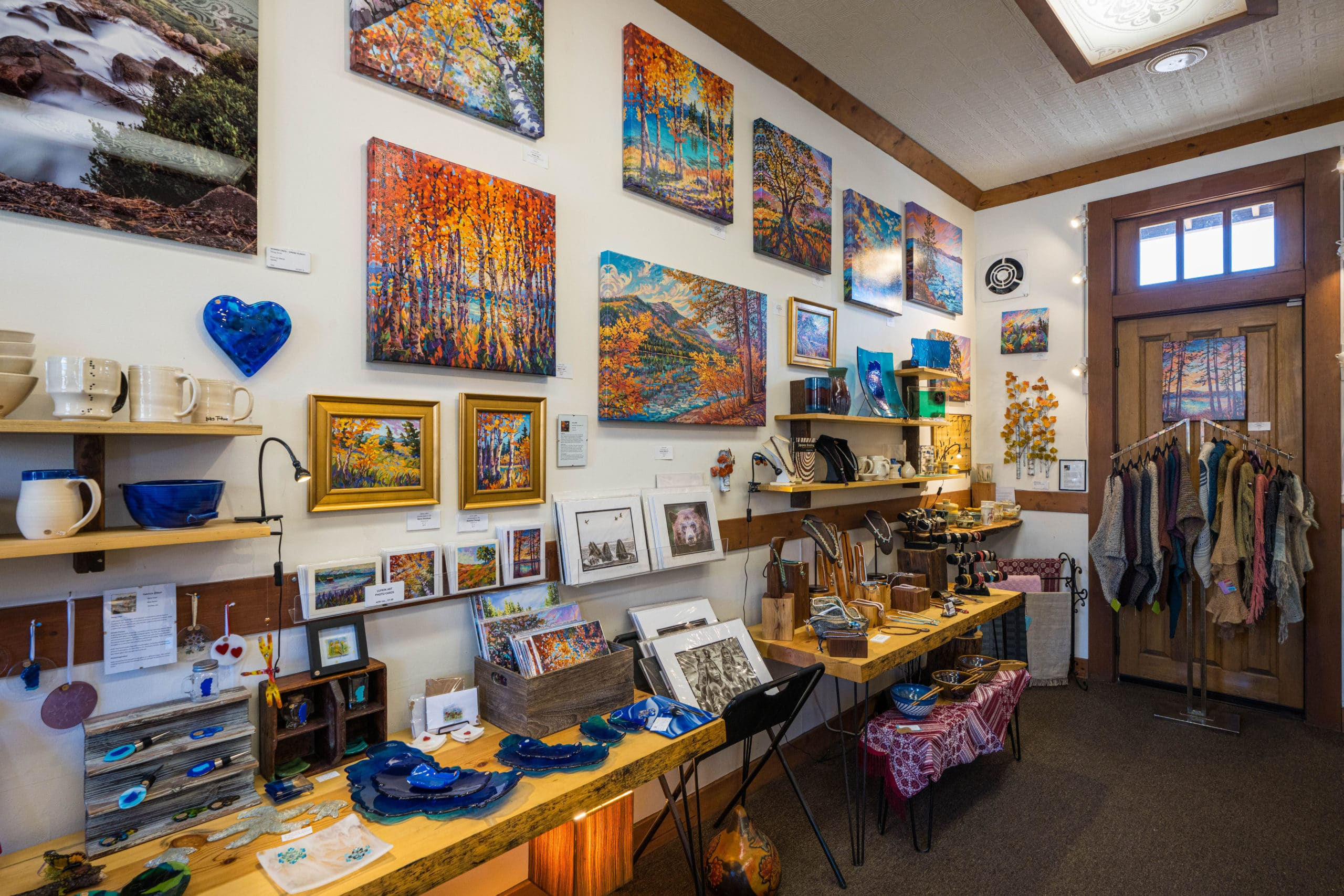 Mountain Arts Collective Interior